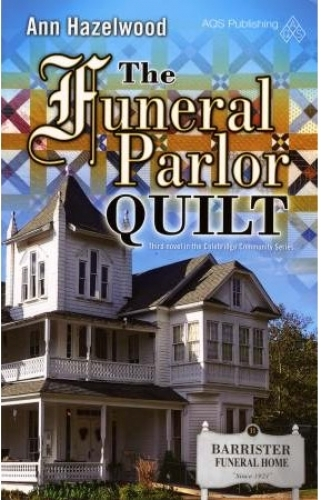 Funeral Parlor Quilt - Softcover