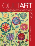 2021 Quilt Art Engagement Calendar by American Quilters Society