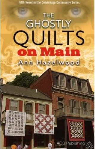 Ghostly Quilts On Main - Softcover