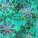 KAUFMAN - Venice - Digital - Turquoise