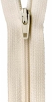 Zipper - Creamy 14in Bulk YKK Zipper