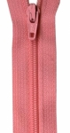 Zipper - Pink Frosting 14in Bulk YKK Zipper