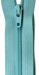 Zipper - Misty Teal 14in Bulk YKK Zipper