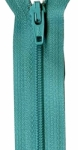 Zipper - Tahiti Teal 14in Bulk YKK Zipper