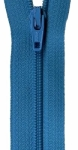 Zipper - Turquoise Splash 14in Bulk YKK Zipper
