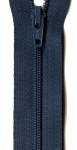 Zipper - Bristol Blue 14in Bulk YKK Zipper