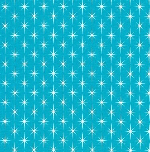 Skinny - SK3127- 1 1/8 yds - KAUFMAN - Violet Craft Modern Classics - Breakers