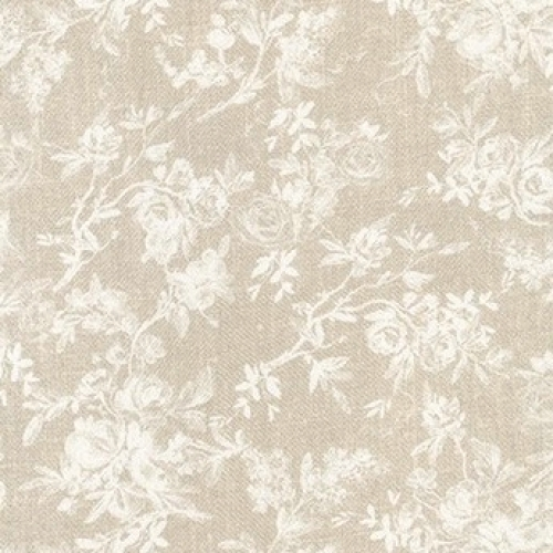 KAUFMAN - Farmhouse Rose - Ivory