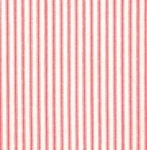 KAUFMAN - Farmhouse Rose - Stripe Pink
