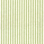 KAUFMAN - Farmhouse Rose - Green Stripe