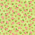 KAUFMAN - Farmhouse Rose - Tiny Floral Green
