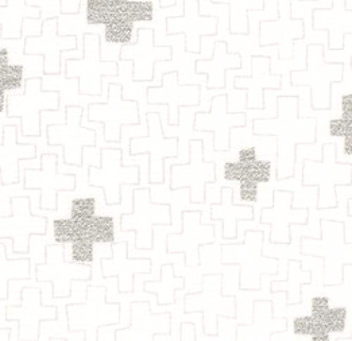 KAUFMAN - Wayside by Karen Lewis - White - #2717-