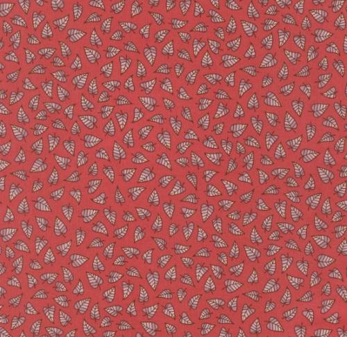 KAUFMAN - Berry Season - Spice - FB7810-