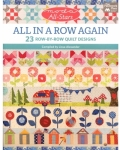 Moda All-Stars All in a Row Again - 23 Row-by-Row Quilt Designs