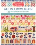 Moda All-Stars All in a Row Again - 23 Row-by-Row Quilt Designs