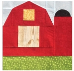 Eleanors Barn Block Kit - Fun on the Farm