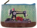 Floral Sewing Machine/Scissor Pouch - Small Tacony