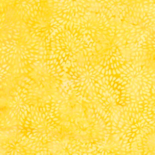 ISLAND BATIK - Ogee Petal - Sunshine - K45033-