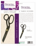 Razor Edge Bent Trimmer Fabric Shears 6 in by Benartex
