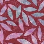 FREE SPIRIT - Kaffe Fassett - Batik - Tumbling Leaf - Chestnut