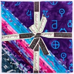 Island Batiks - Blinded by Science 10x10 Stack Pack
