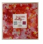 Benartex - Blooming Beauty 10x10 Pack