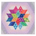 Nebula - True Colors BOM Fabric Kit & Pattern by Jaybird Quilts