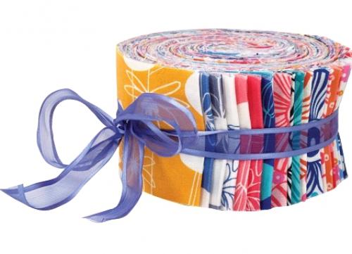 Strip Roll - Botanica 2 1/2inch Strips