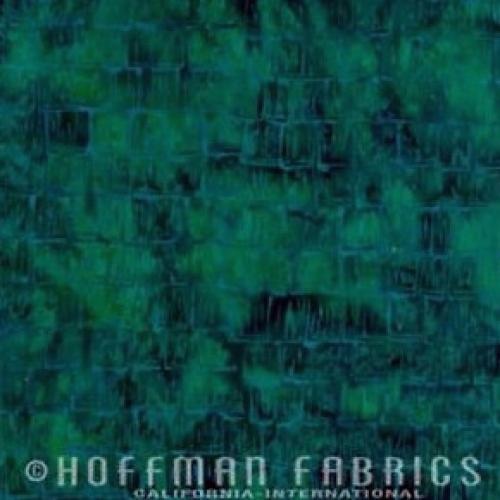 HOFFMAN - Batik - Teal