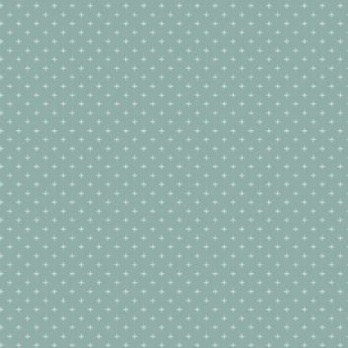 RILEY BLAKE - Gingham Gardens - Plus - Teal