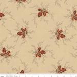 RILEY BLAKE - Bountiful Autumn - Flora - Rust