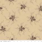RILEY BLAKE - Bountiful Autumn -  Flora - Taupe