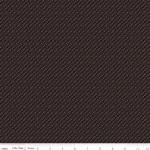 RILEY BLAKE - Bountiful Autumn - Plaid - Black