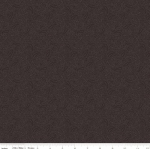 RILEY BLAKE - Bountiful Autumn - Paisley - Charcoal