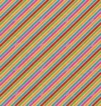 RILEY BLAKE - Unicorns & Rainbows - Multi Stripe - SL9001-