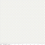 RILEY BLAKE - Swiss Dots - Small - Navy - #2599-