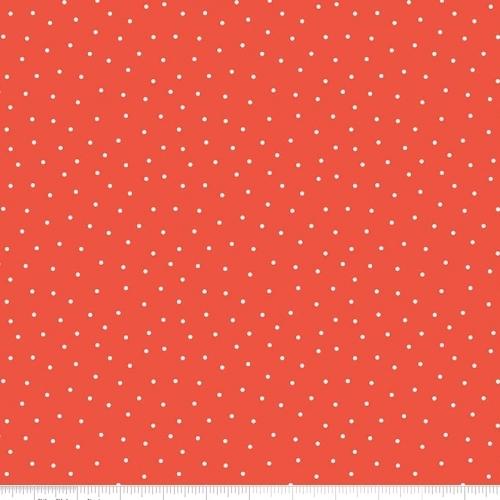 RILEY BLAKE - Glamper Dots Red #235