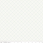 RILEY BLAKE - Bee Backgrounds - Grid - Teal