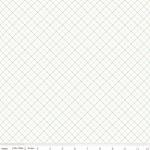 RILEY BLAKE - Bee Backgrounds - Grid - Teal