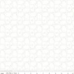 RILEY BLAKE - Bee Backgrounds - Canning Jar - Aqua