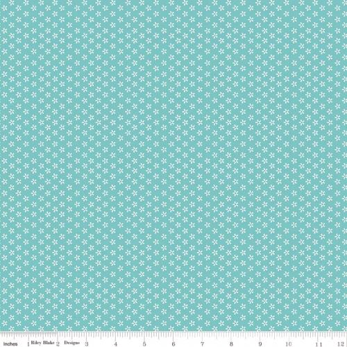 RILEY BLAKE - Bee Basics by Lori Holt - Tiny Daisy - Cottage