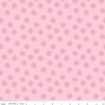 RILEY BLAKE - Bee Basics by Lori Holt - Blossom - Pink