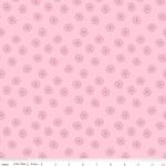 RILEY BLAKE - Bee Basics by Lori Holt - Blossom - Pink