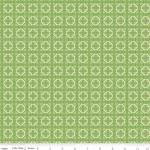 RILEY BLAKE - Bee Basics by Lori Holt - Circle - Green