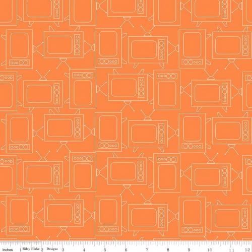 RILEY BLAKE - Bee Basics by Lori Holt - TV - Orange