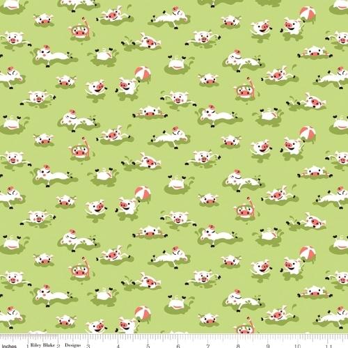 RILEY BLAKE - Harmony Hog Wash Green - #283
