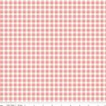 RILEY BLAKE - Harmony Plaid Pink - #274
