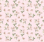 RILEY BLAKE - Farmhouse Floral - Pink - FB7316