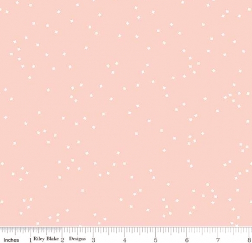 RILEY BLAKE - Blossoms In Color - Peachesncream