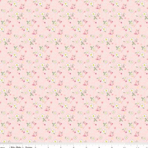 RILEY BLAKE - Serendipity Fleuri Pink
